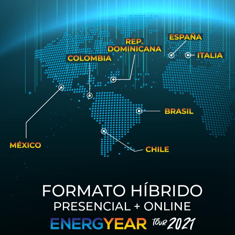 ENERGYEAR presentará un formato de evento híbrido en 2021: presencial…